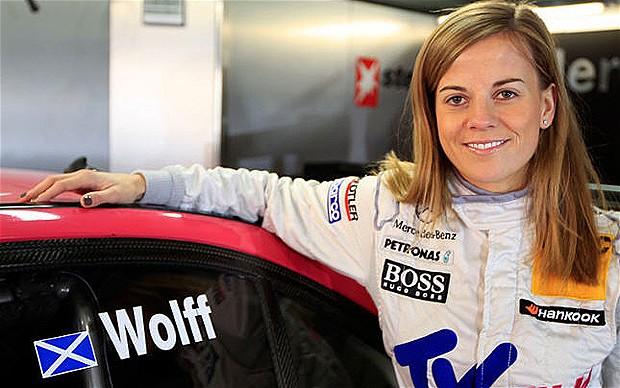 Wolffova bo vozila v Veliki Britaniji in Španiji