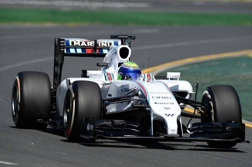 Massa je mislil, da je izgubil stopničke