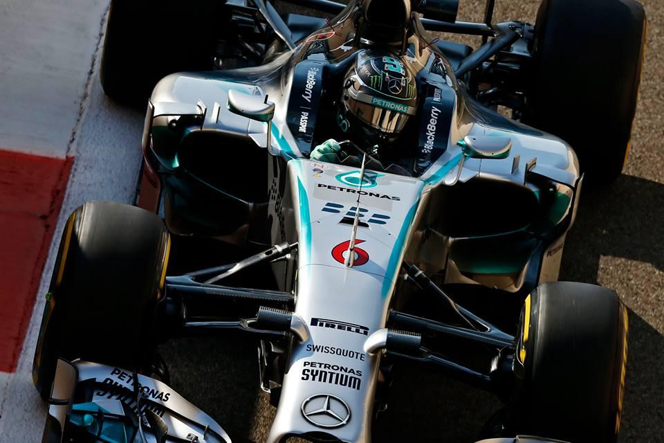 Rosberg upa, da se bo Hamilton zlomil