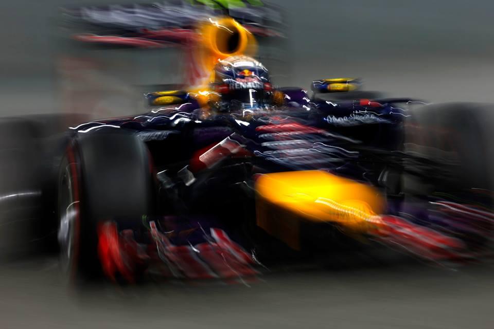 Red Bulla izključena iz kvalifikacij