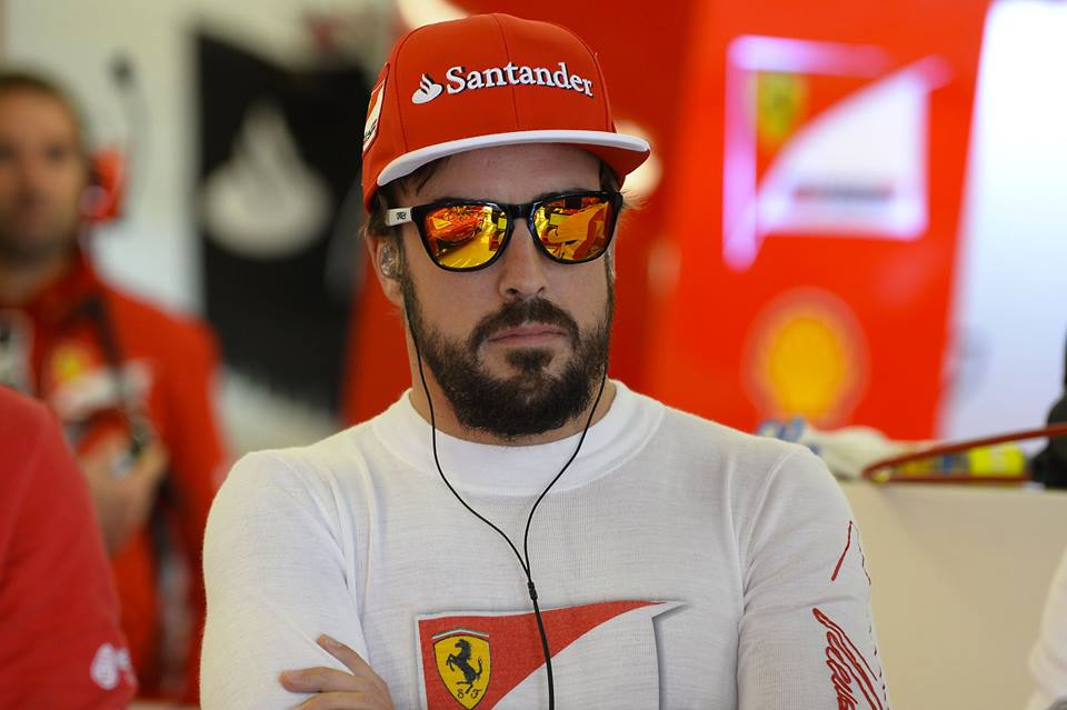 Alonso želel preprečiti prihod Vettla?