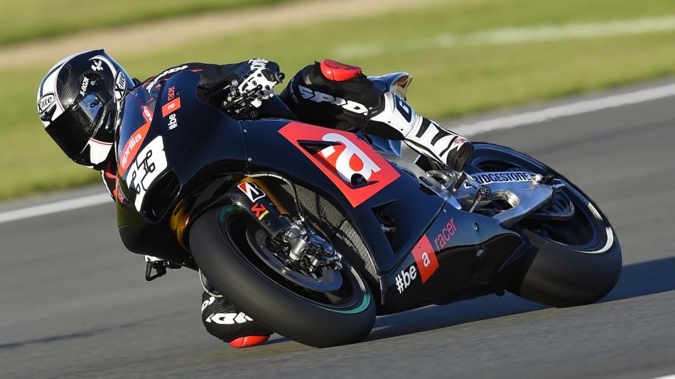 Marco Melandri in Aprilija se vračata v MotoGP!