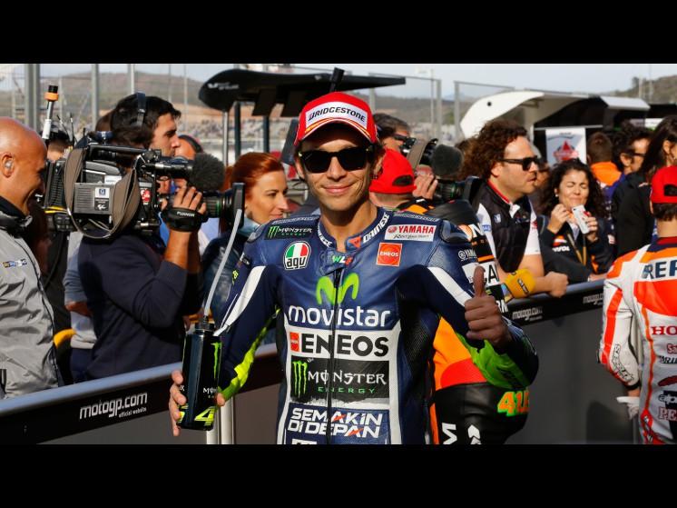 Rossi po štirih letih s prvega mesta