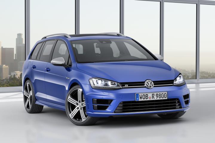 Volkswagen Golf R – karavan