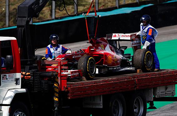 Pri Ferrariju vedeli kaj tvegajo
