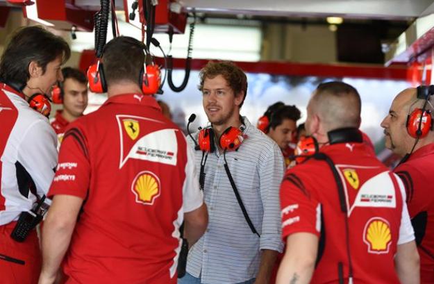 Villeneuve: Vettel bo potreboval potrpljenje