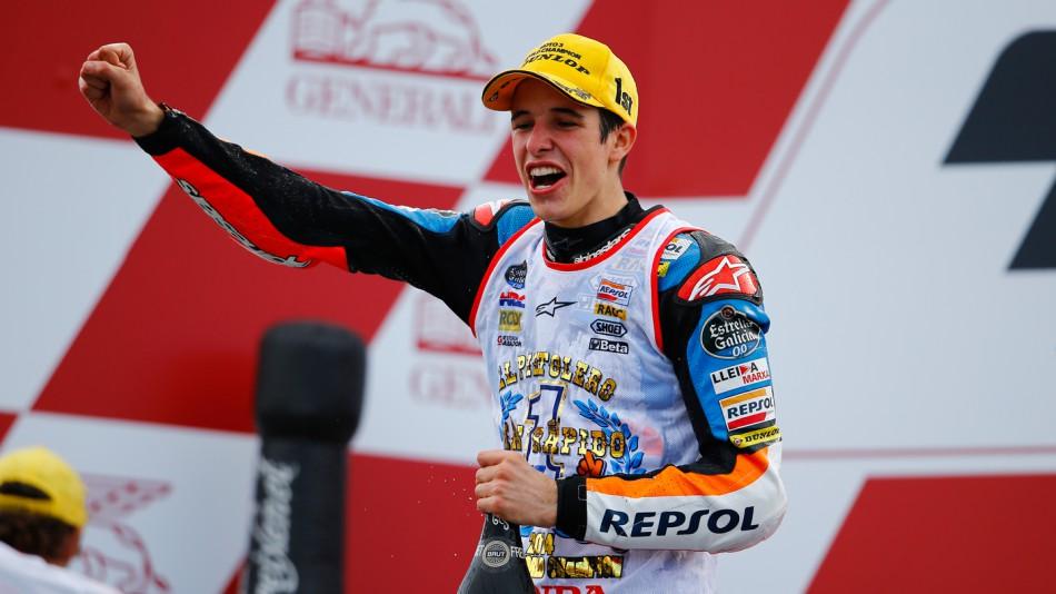 Alex Marquez ni razmišljal o prestopu v MotoGP