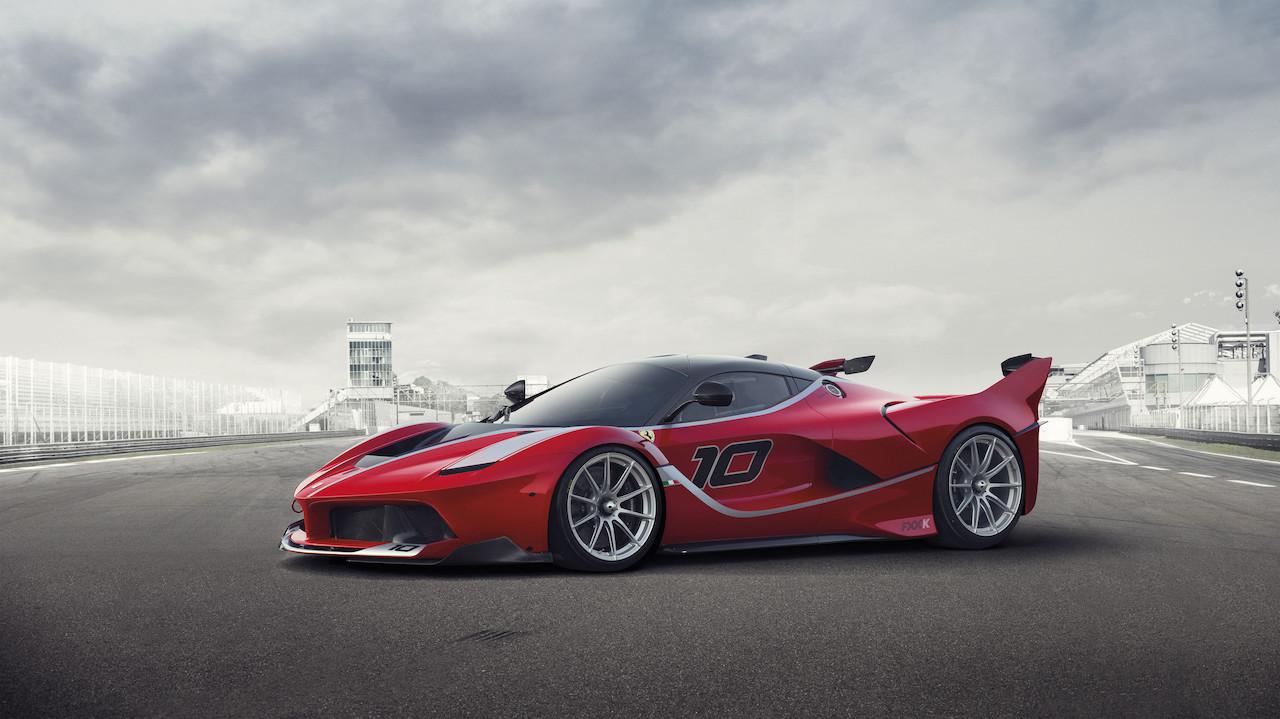 Ekskluzivni Ferrari FXX K prvič na ogled