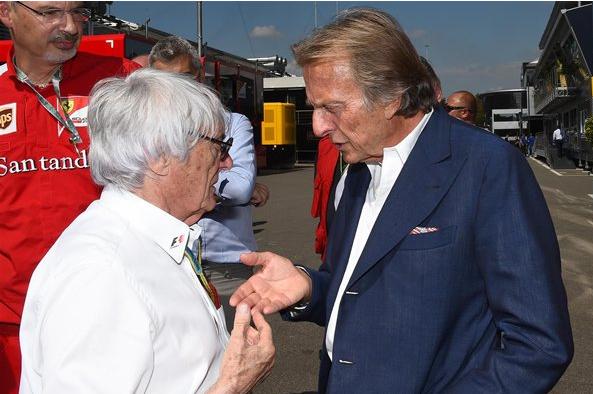 "Luca di Montezemolo: ""V Formuli 1 rabiš tudi ponižanja"""