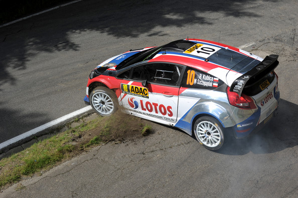 Kubica še naprej v WRCju