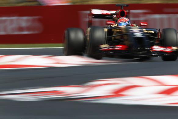 Grosjean: Še vedno sem sposoben dobrega dirkanja