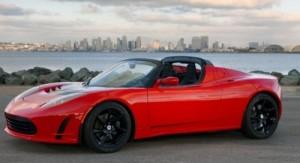 Tesla Roadster z večjim dometom