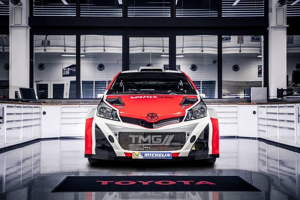 VIDEO: Prvo testiranje Toyote Yaris WRC