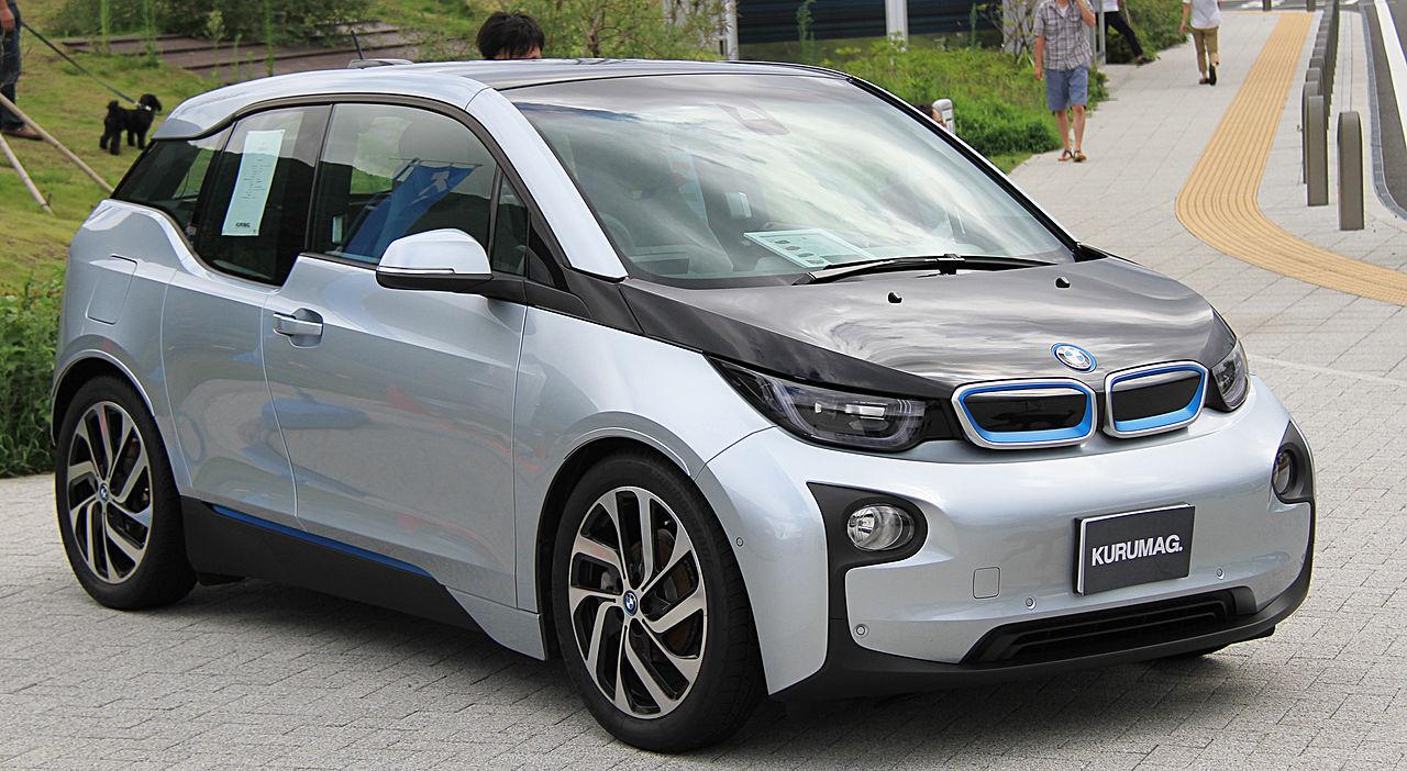 BMW i prihaja v Slovenijo marca