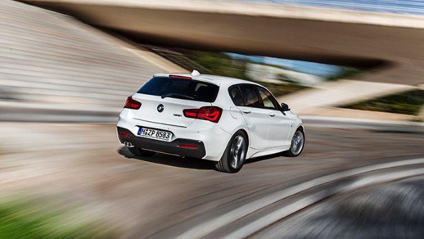 Prihaja prenovljena BMW serija 1
