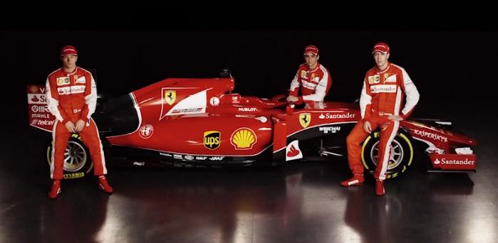 Ferrari SF15-T 4