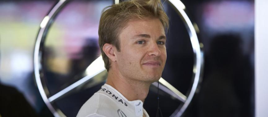 Rosberg se je hitro pobral po razočaranju