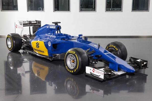 Foto: Novi Sauberjev dirkalnik
