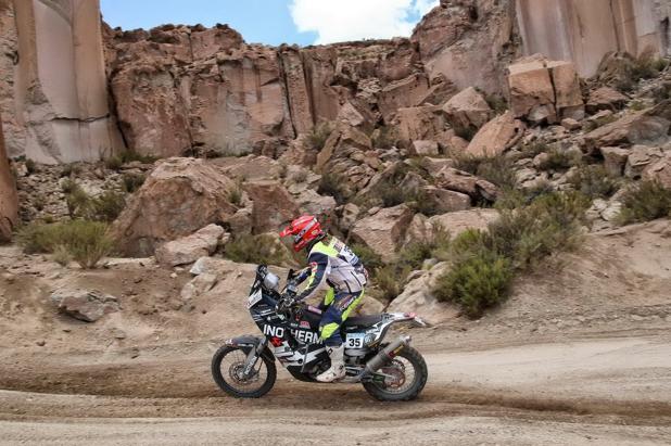 Dakar 2015, 10. etapa: 4.970 metrov, minus enajst stopinj in 31. mesto za Stanovnika