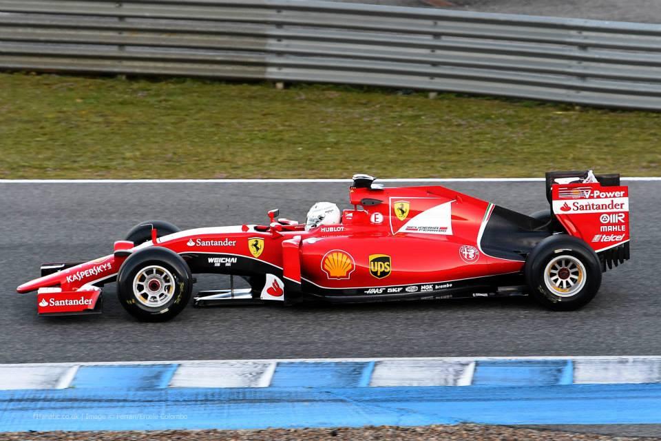 Vettel še sekundo hitrejši od včerajšnjega časa