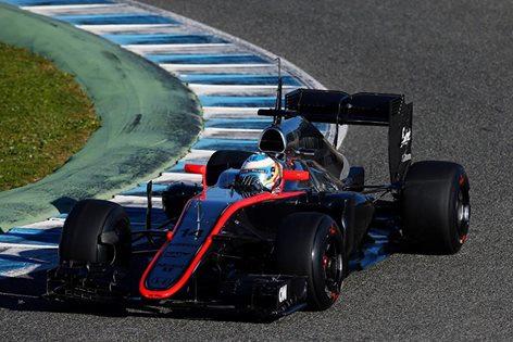 McLaren-Honda bo videla karirasto zastavo