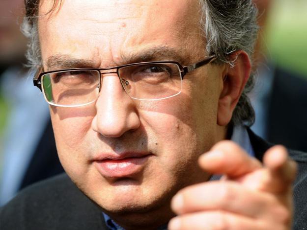 Sergio Marchionne jasen glede pričakovanj