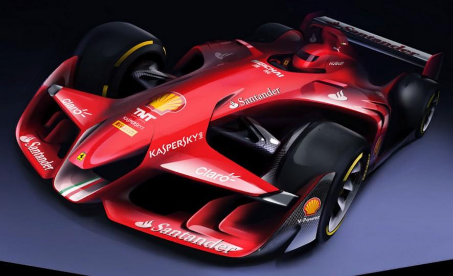 Tako Ferrari vidi prihodnost formule ena