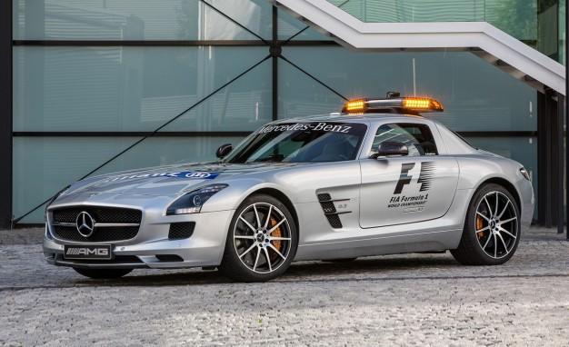 Mayländer z novim varnostnim avtomobilom F1