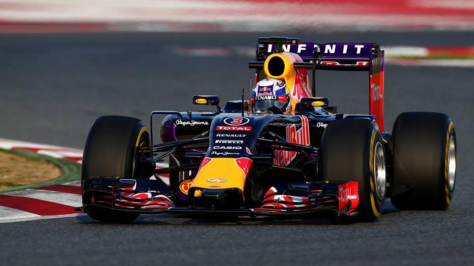 Ricciardo: Red Bull izboljšal zaviranje