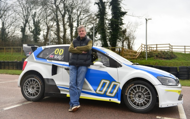 Top Gear predstavlja svetovno prvenstvo v relikrosu