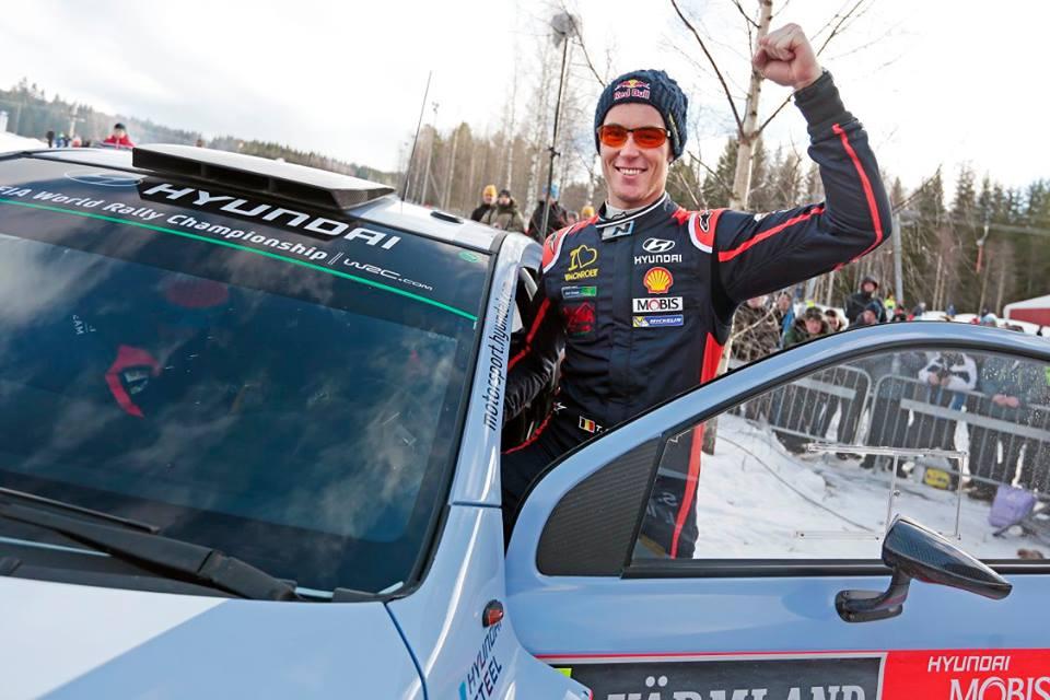 Thierry Neuville zahteva več od Hyundaija
