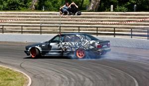 BMW 5 E34 DRIFT