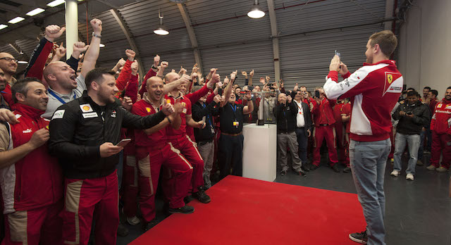 Ferrari razočaran nad kvalifikacijami