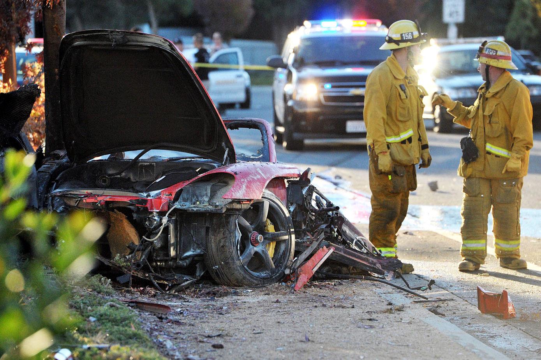 Porsche: Za smrt Walkerja je kriv Rodas!