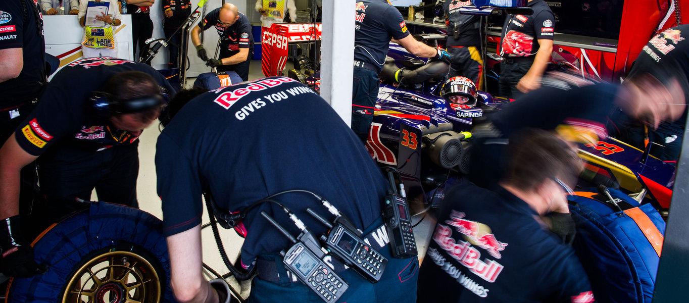 Sainz in Verstappen bosta več tvegala