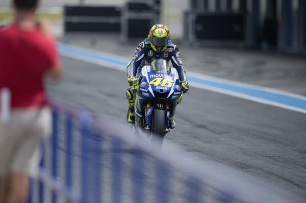 Rossi: Marquez in Lorenzo enako nevarna
