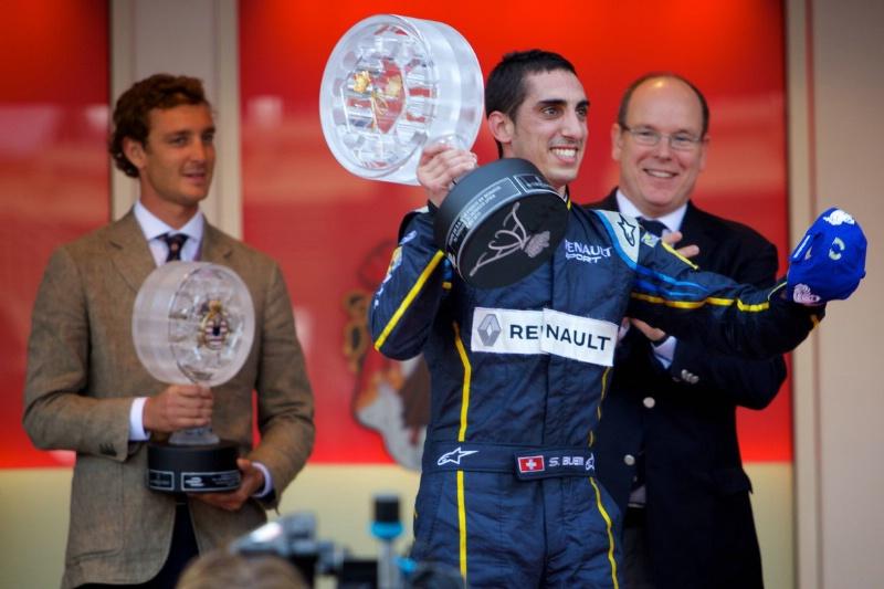 V Monaku slavil Renault