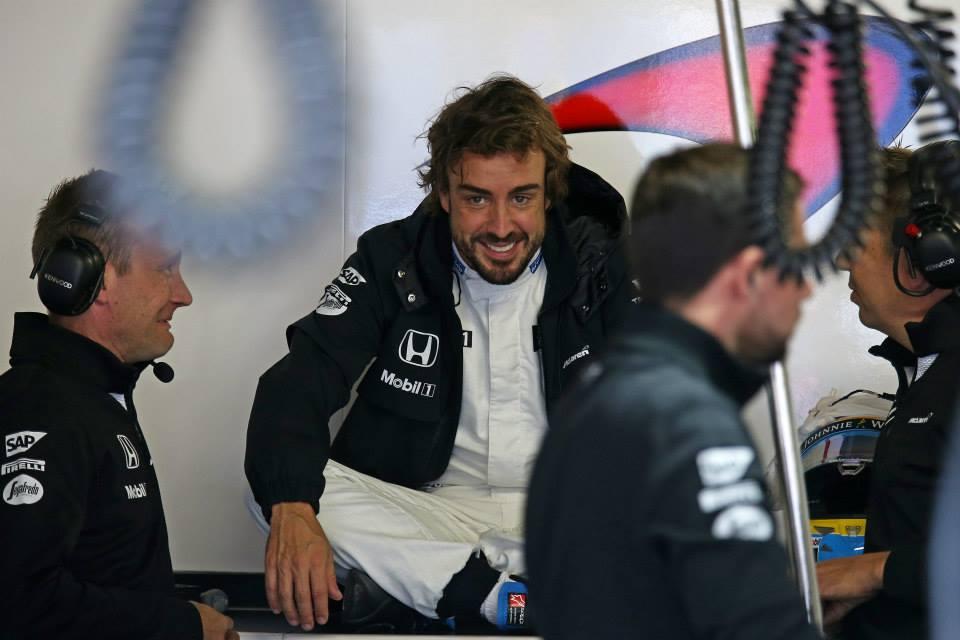 Alonso: McLaren se bo izboljšal