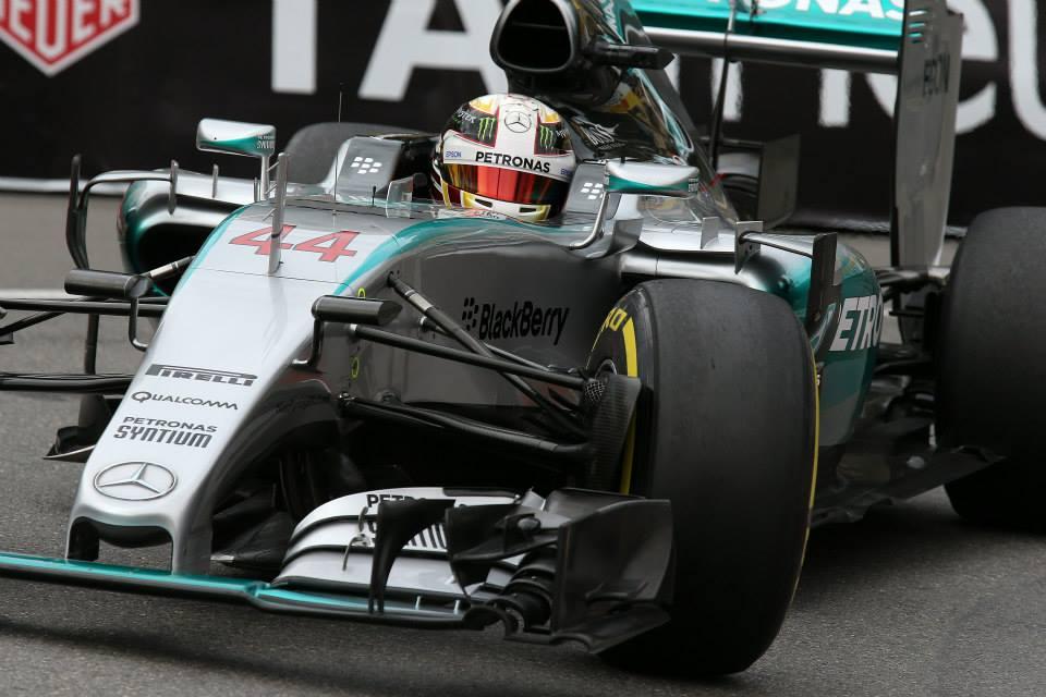 FIA še strožje nad upogibljiva prednja krilca