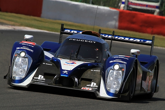 Raikkonen za volanom dirkalnika Le Mans