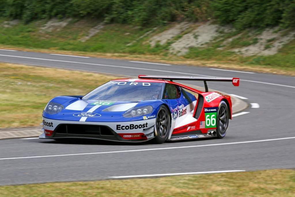 Ford se vrača v Le Mans