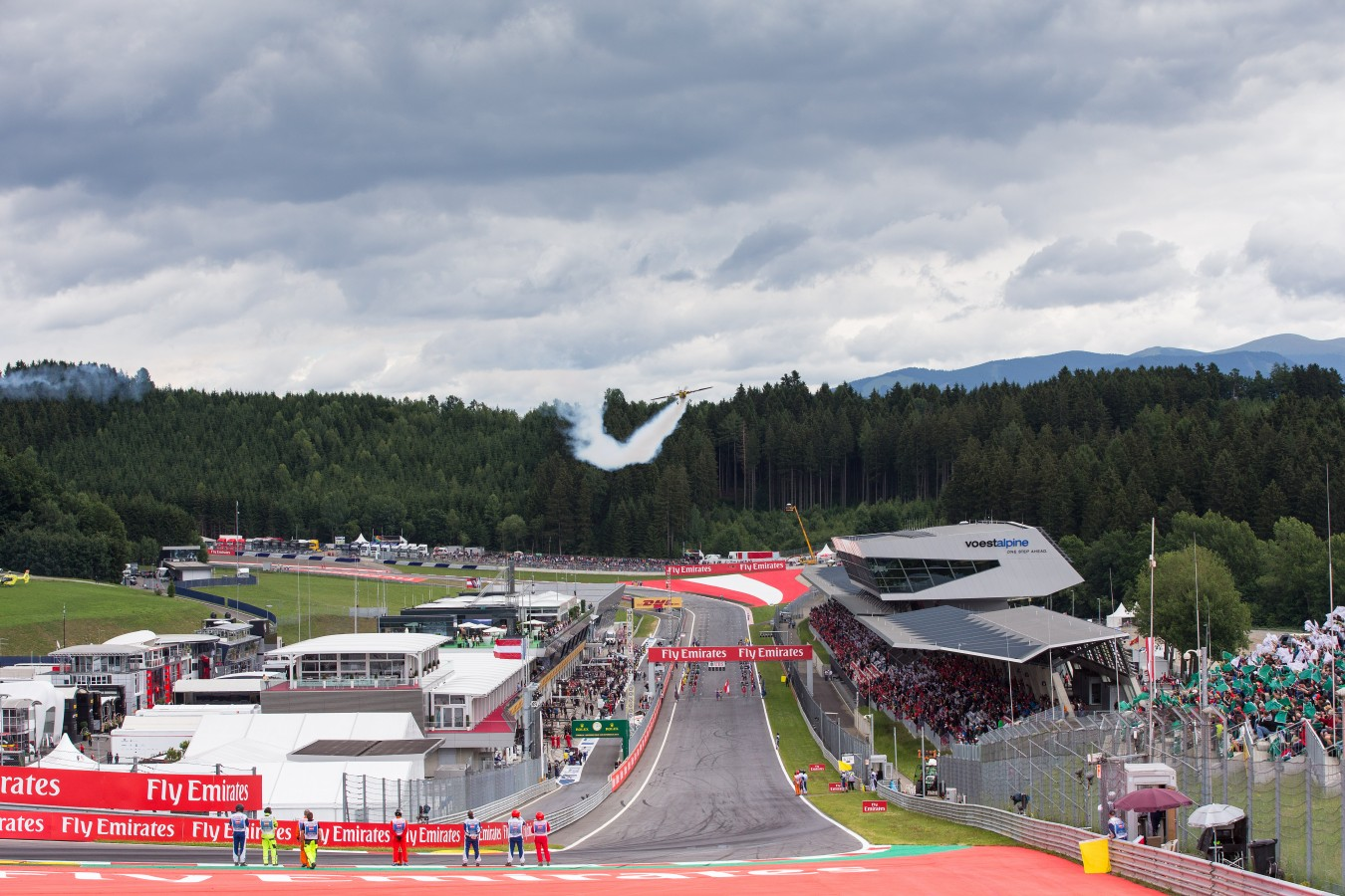 Medsezonska testiranja Avstrija (23. in 24. junij) – vozniki