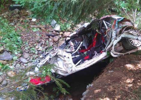 Tragedija na reliju v Bolgariji