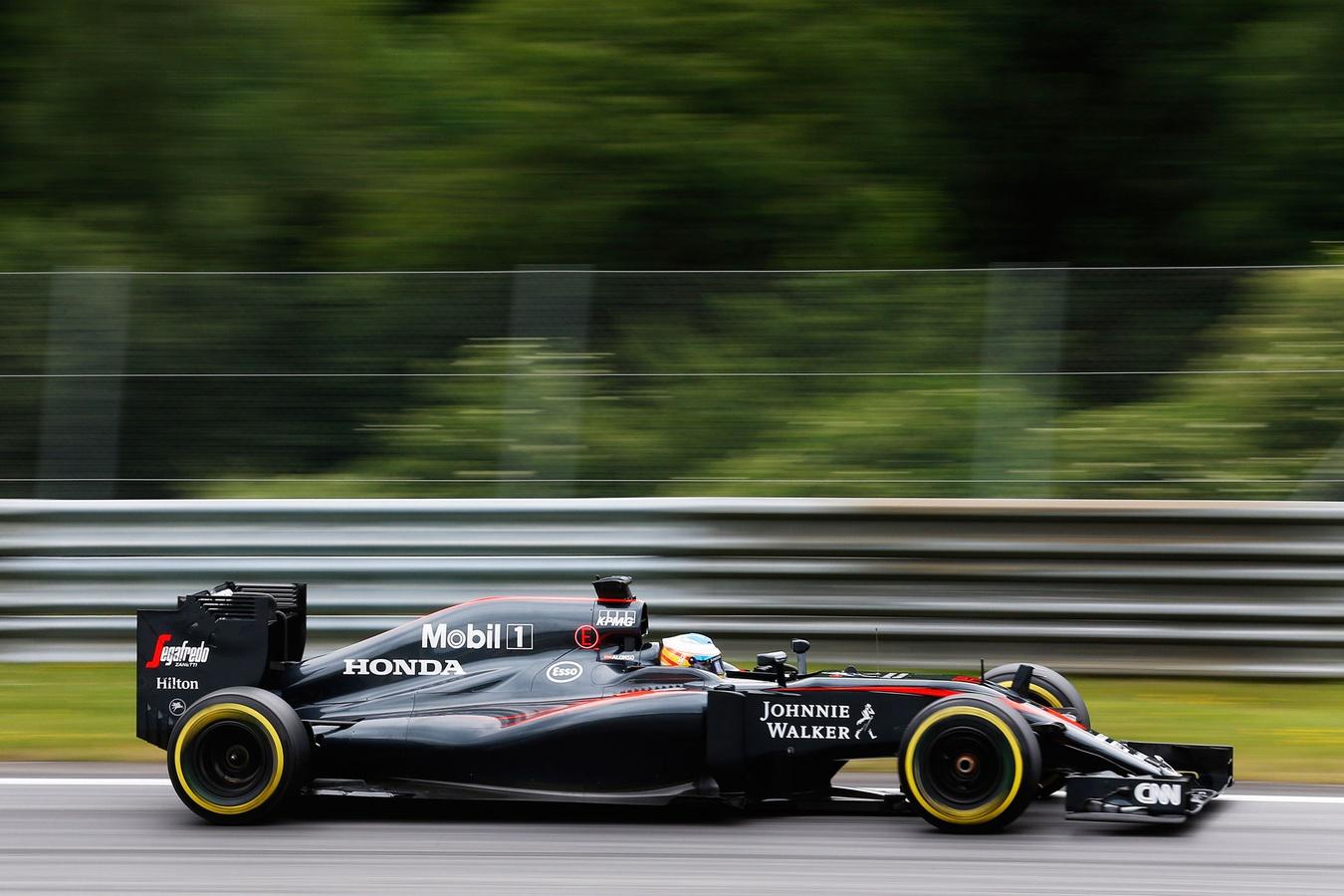 McLaren bo uporabil dodatne motorje