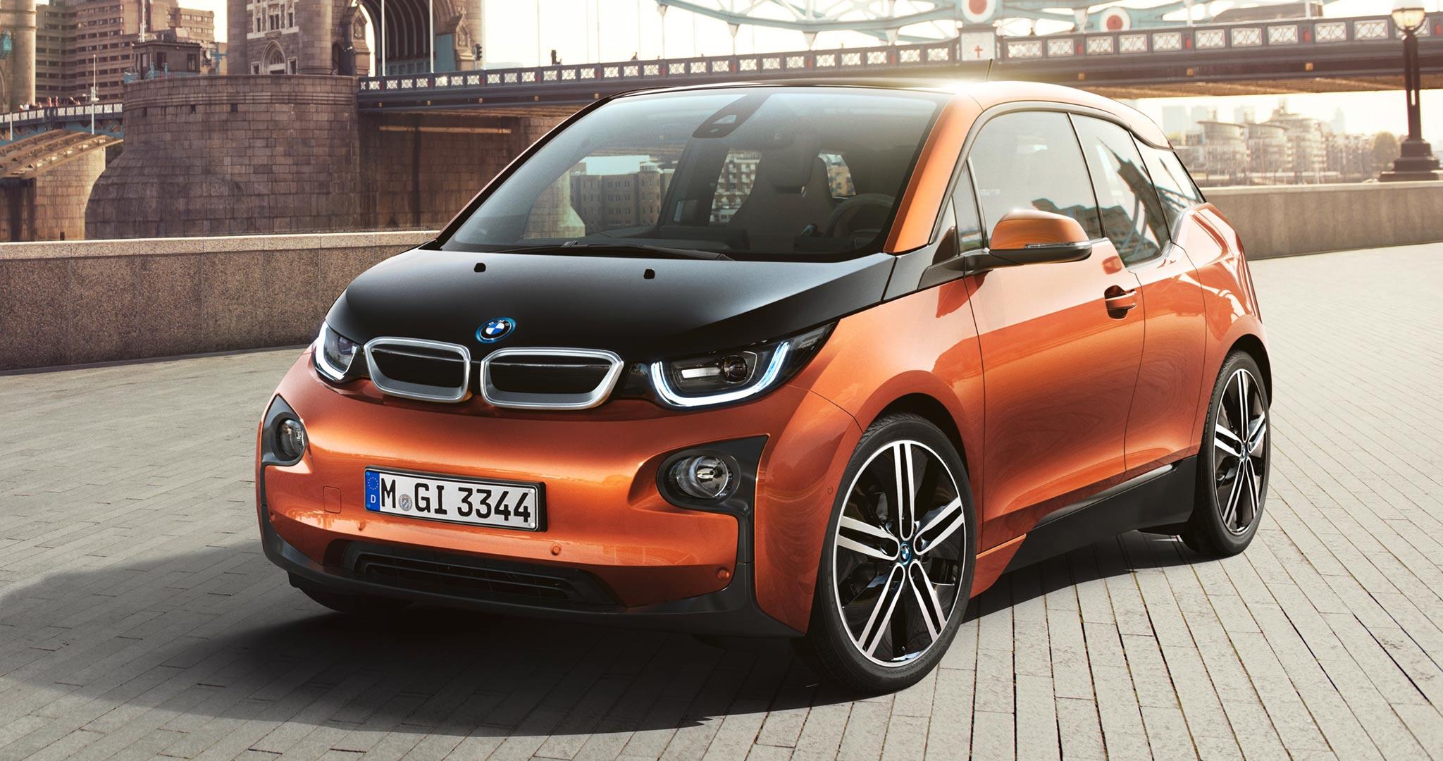 BMW i30 postal EKO avto leta