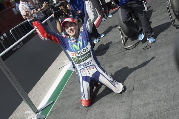Lorenzo: Rossi frustriran zaradi izgubljene priložnosti