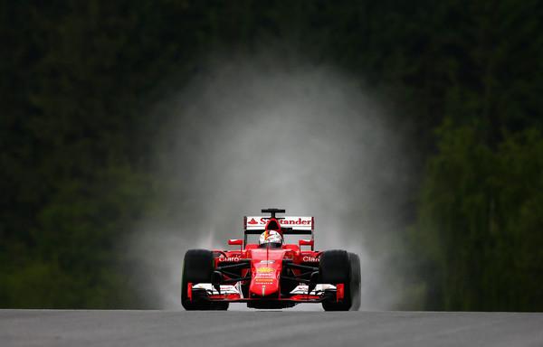 Ferrari, McLaren in Red Bull potrjeni za testiranje dežnih pnevmatik
