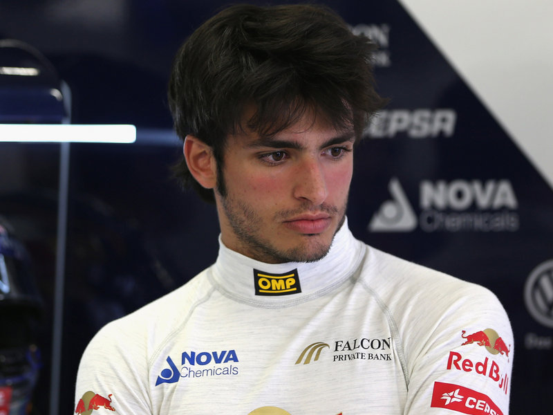 Sainz podpira večji vpliv dirkača na štartu
