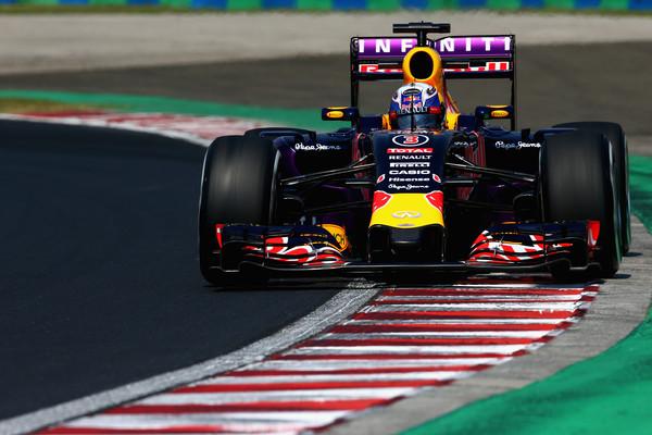 Ricciardo: Dirkalnik je vse boljši in boljši