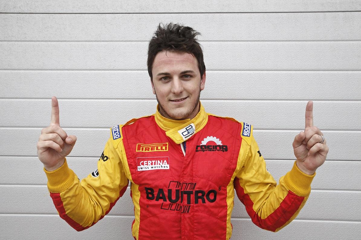 Leimer na prvem prostem treningu z Marussio
